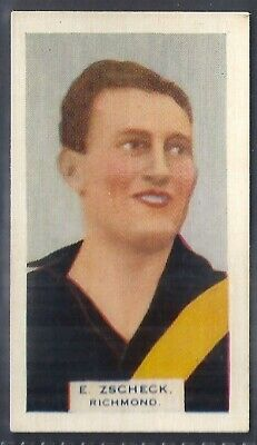 Phillips (Overseas)-Victorian Football Aussie Rules (Bdv Back)-#06- Richmond