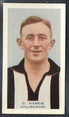 Phillips (Overseas)-Victorian Football Aussie Rules (Bdv Back)-#12- Collingwood