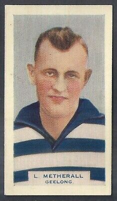 Phillips (Overseas)-Victorian Football Aussie Rules (Bdv Back)-#19- Geelong