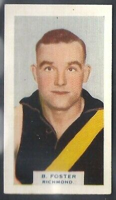Phillips (Overseas)-Victorian Football Aussie Rules (Bdv Back)-#31- Richmond
