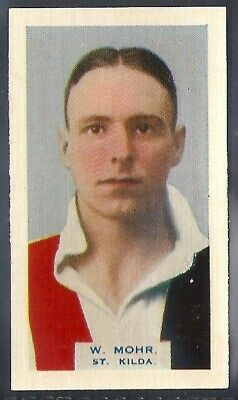 Phillips (Overseas)-Victorian Football Aussie Rules (Bdv Back)-#43- St Kilda