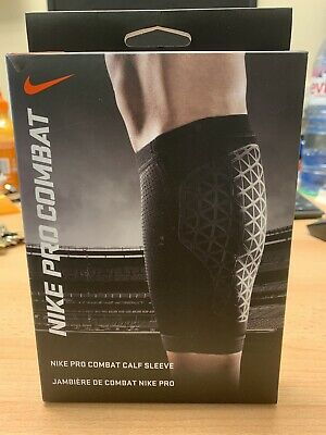 7c98d5ebbb8ca Nike Pro Combat Hyperstrong Calf Support Sleeve Knee Compression Sleeves