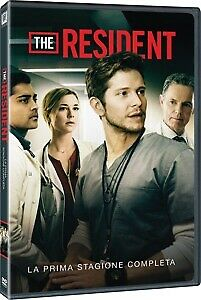 The Resident  - Stagione 01  3 Dvd  Cofanetto  Serie-Tv