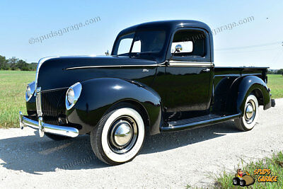 """1940 Ford Other Pickups All Steel 1940 Ford 1/2 Ton Pick-Up Flathead V8 """"All Steel"""" Body-Off Restoration"""