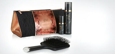 BN GHD Copper Luxe Ultimate Hair Protection Style Christmas Gift Set