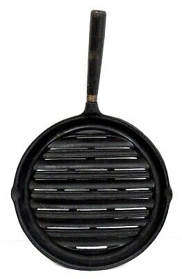 Antique Wagner Cast Iron Broiler ~ Pat'd June 18, 1901