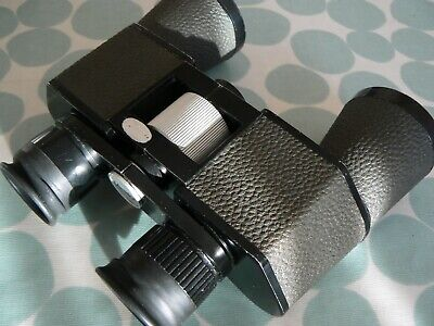 MIRADOR 8 x 40 PORROPRISM BINOCULARS - GREAT RETRO DESIGN BUT GREAT OPTICS TOO!