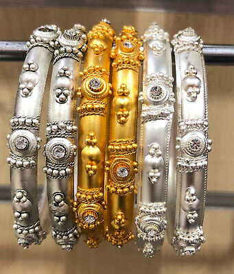 Lovely Set Of Bangle sets in assorted sizes and colours in quantity as below