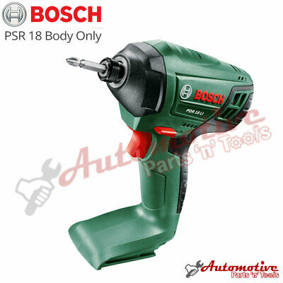 BOSCH EASY IMPACT Drill 1200 & Free 39 Piece Accessory Kit