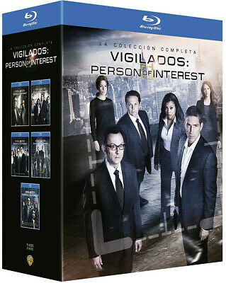 Vigilados (Persons Of Interest) Serie Completa en Blue Ray