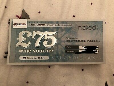 £75 Voucher for Wines