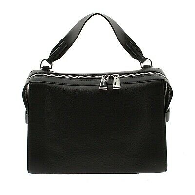 9cc377fd90ba NWT Authentic Michael Kors Medium Ingrid Shoulder Bag Purse Black  30T6STGL2L NEW
