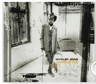 Wyclef Jean Greatest Hits (2007 CD) New Gift Idea Best Of Stunning Album Fugees