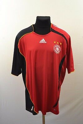 2933a4da01f Germany Deutschland 2006-2007 Away Football Shirt Jersey Trikot Size Adult  Xl