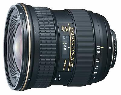 Tokina AT-X PRO 11-16mm F2.8 DXII Lens -- For Nikon--