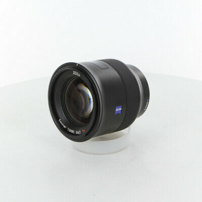 Zeiss Sonnar T* 85mm F/1.8 E-Mount Lens from Japan