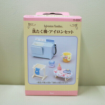 Figure Epoch Sylvanian Families Washing machine KA-624 F//S SB
