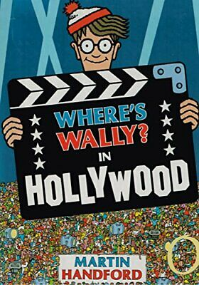 Where's Wally in Hollywood (Where's Wally?), Martin Handford, Used; Good Book