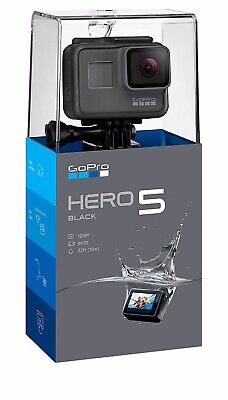 GOPRO Hero 5 Black Edition 4K Action Camera - Un Anno di Vita