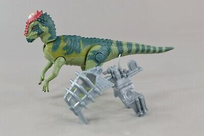 Jurassic Park Lost World Pachycephalosaurus Kenner COMPLETE with Capture Gear