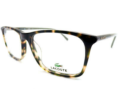 3e60a2423a06 LACOSTE +0.25 to +3.5 Reading Glasses 53mm Light Havana with Grey L2752 218