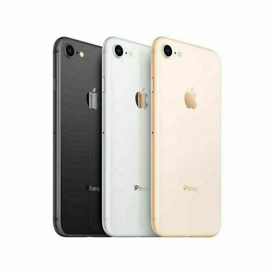 Apple iPhone 8 - 64GB & 256GB - AT&T, VERIZON, T-MOBILE,SPRINT & GSM UNLOCKED