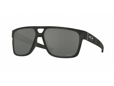 15a3468a6c Oakley Crossrange Patch OO9382-26 Sunglassesd Black Prizm Grey Lens 9382 26