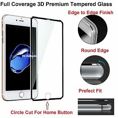 For Apple IPhone 7 Plus – 100% Genuine Tempered Glass Film Screen Protector HD
