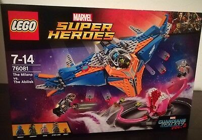 LEGO Marvel Super Heroes 76081 Guardians of the Galaxy Vol.2 The Milano vs Abili