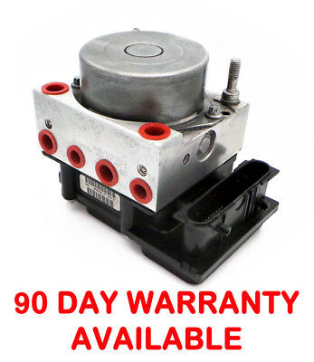 Corsa D ABS pump 0265231537 0265800422 13236012 AQ Plug and Play