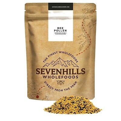 Sevenhills Wholefoods Raw Bee Pollen | Immune System, Superfood