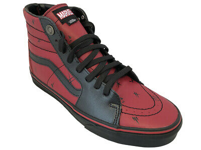 b610c9a02d9e Vans Marvel Deadpool Limited edition skateboard shoes VN0A38GEUBJ Multiple  sizes