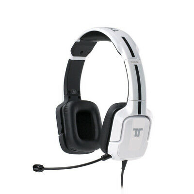 Auriculares Tritton Kunai gaming PC Blancos Mad Catz Super Ergonomicos