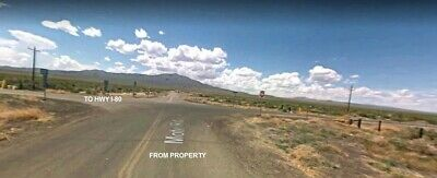 640 Acres  Prime  Nevada Land  With Road Access  And  Power  At Battle Mountain