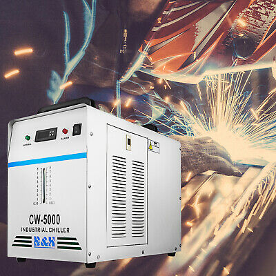 Industrial Water Chiller for CNC/ Laser Engraver Cooling Machine CW-5000DG Sale