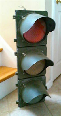 Vintage Traffic Signal Light