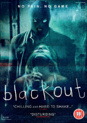 Blackout [DVD] Chilling Horror Movie - NEW - Scary Film - Gift Idea