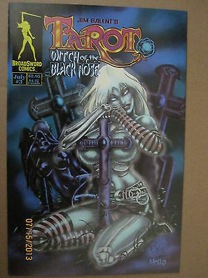 Broadsword Comics Jim Balent's Tarot Witch Of The Black Rose #3B Golightly Cover