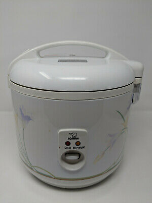 Zojirushi Japanese Electric Rice Cooker 10 Cup (Model NRC-18)