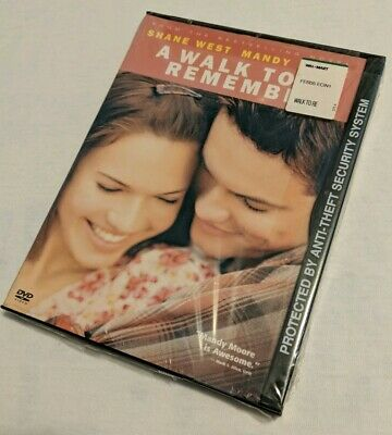 A Walk to Remember (DVD, 2002...Widescreen)...Factory Sealed!!!