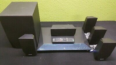 Sony Blu-ray 5.1 Home Theater System- 3D. BVD-E2100. Excellent Condition.