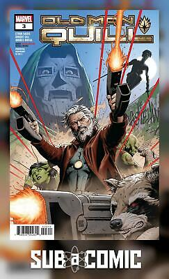 OLD MAN QUILL #3 (MARVEL 2019 1st Print) COMIC