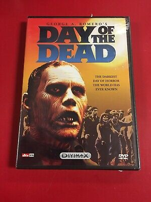 Day of the Dead (DVD, 2004) BRAND NEW SEALED L@@K