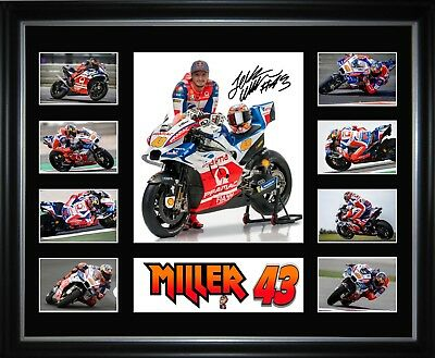 Jack Miller 2018 Limited Edition Framed Memorabilia