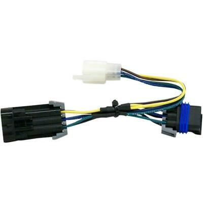 rivco trailer wiring sub harness for 97 10 harley softail models 8