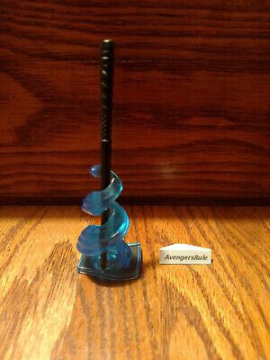 Harry Potter Die-Cast Collectible Wand Series 3 4 Inch Ginny Weasley