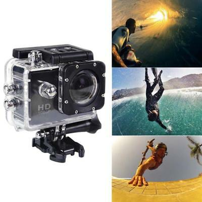 Full HD 1080P Waterproof 4K Wifi HD DV Sport Action Camera DVR Cam Camcorder