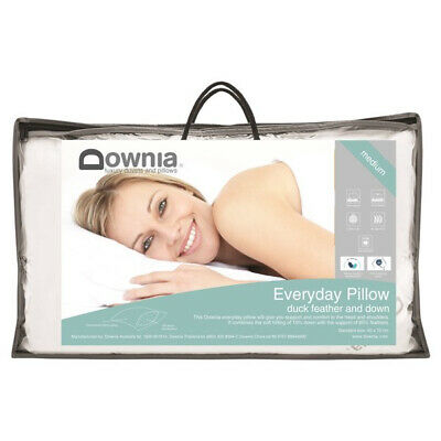 Downia Everyday Collection Duck Feather & Down Pillow