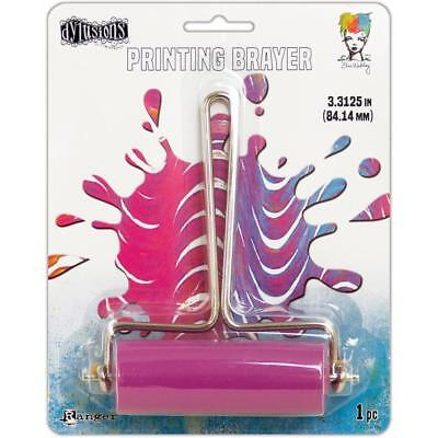 Dina Wakley - Ranger Dylusions Printing Brayer Medium, Use with Gel Plate