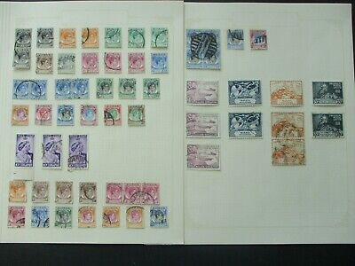 ESTATE: Malaya Collection on Pages - Must Have!! Great Value (p1398)